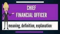 CFO Full-Form   What is Chief Financial Officer (CFO)