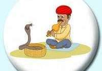 Reading Skills Comprehension: SNAKE CHARMERS