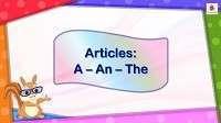Article Grammar Exercise No.- 11