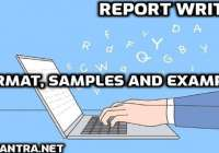 CBSE board- Report Writing Format, Samples and Examples