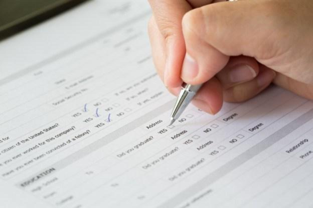 الإعداد الإحترافي لإستمارة بحث أو إستبيان