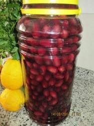 Măsline din livada noastră, cultivate și conservate tradițional, fără aditivi