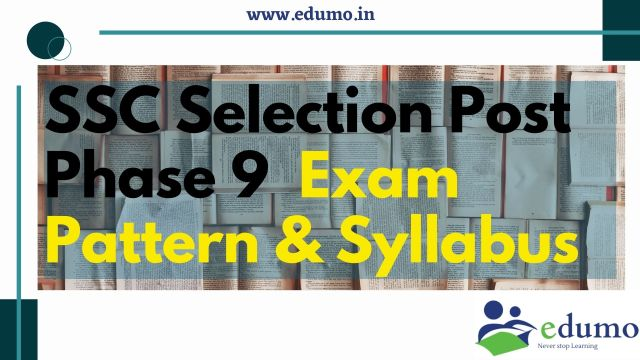 SSC Selection post phase 9