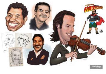 Caricaturas Variadas