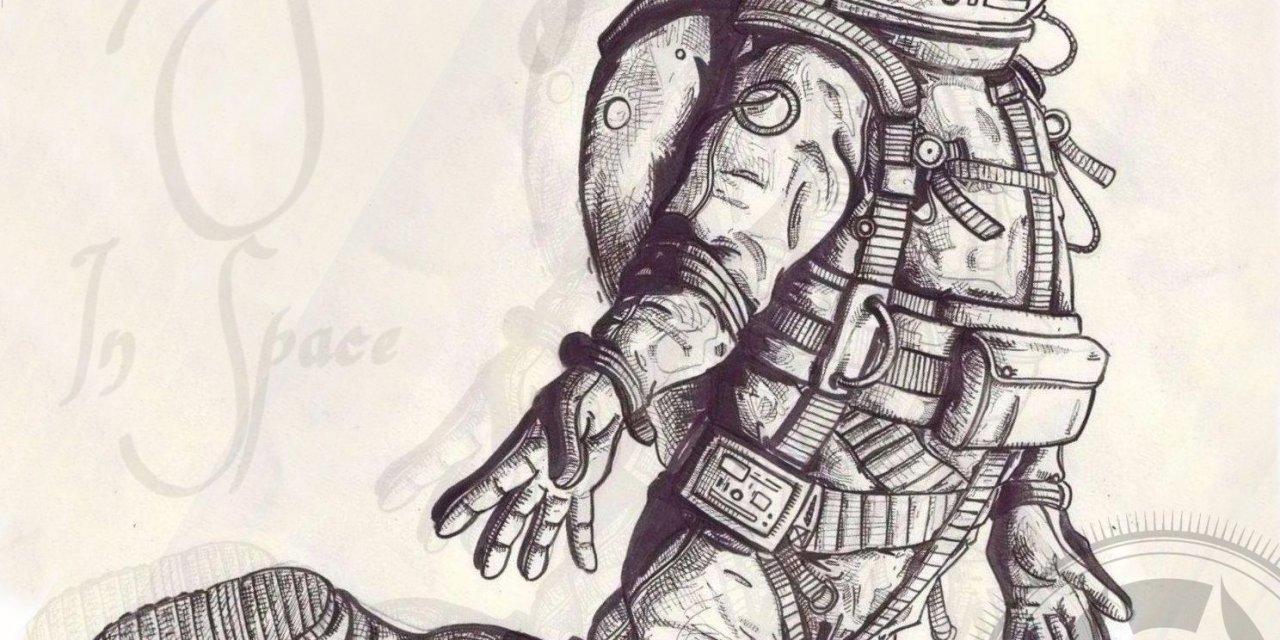 Werd & Wardie: Vagabonds In Space
