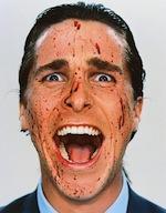 patrick bateman blood