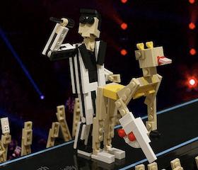 miley lego twerking