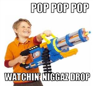 watchin niggaz drop
