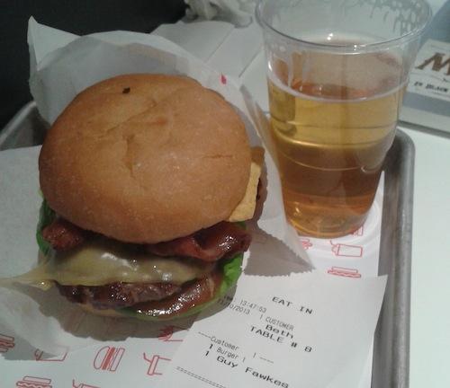 wannaburger meal