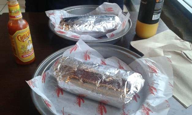 Edinburgh's Best Burrito