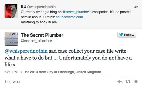 the secret plumber 1