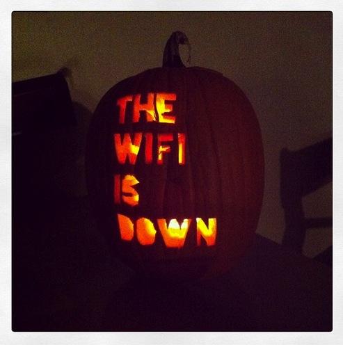 wifi is down