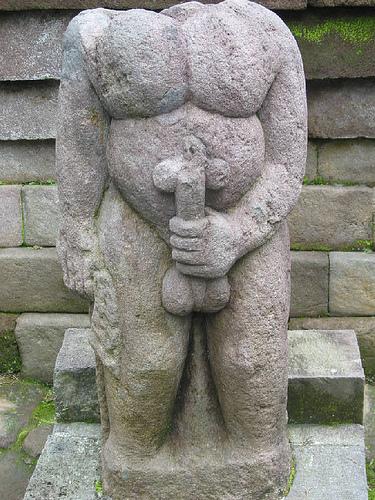 Candi Sukuh of East Java