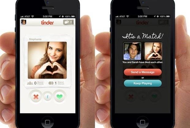 tinder app match