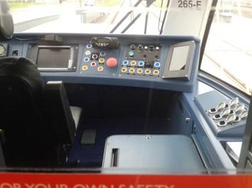edinburgh trams cab