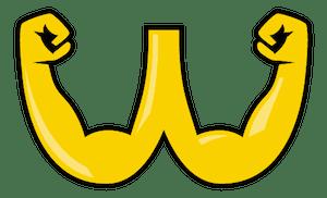 The McWorkout logo