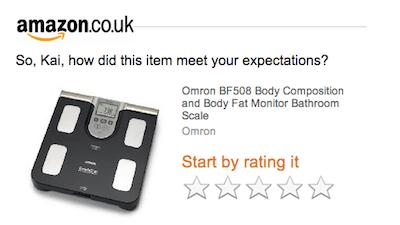 bodyfat scales