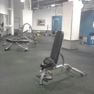 empty pure gym