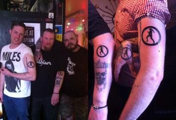 fat hippy tattoos