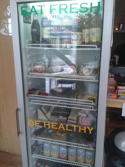 eat fresh be healthy