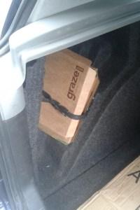 graze box holder