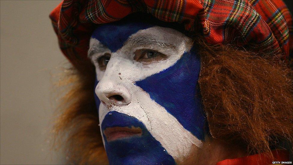 Glasgow Games, Scottish Memes and an Effing Referendum