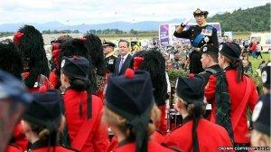 Stirling political celebration