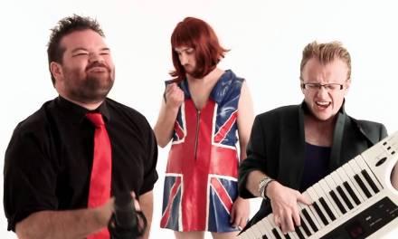 Axis of Awesome – Viva La Vida Loca Las Vegas – Edinburgh Fringe 2014