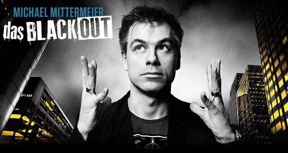 Michael Mittermeier – Das Blackout – Edinburgh Fringe 2014