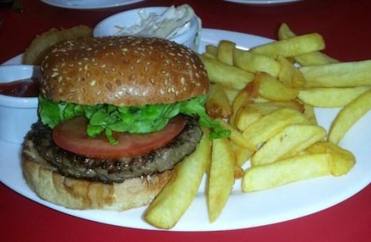 ed's diner glasgow burger