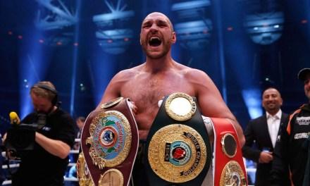 All Hail the Gypsy King: Fury Stuns Klitschko