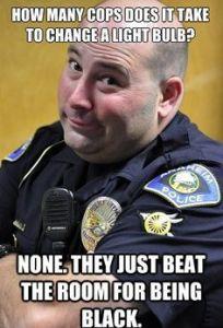 police jokes