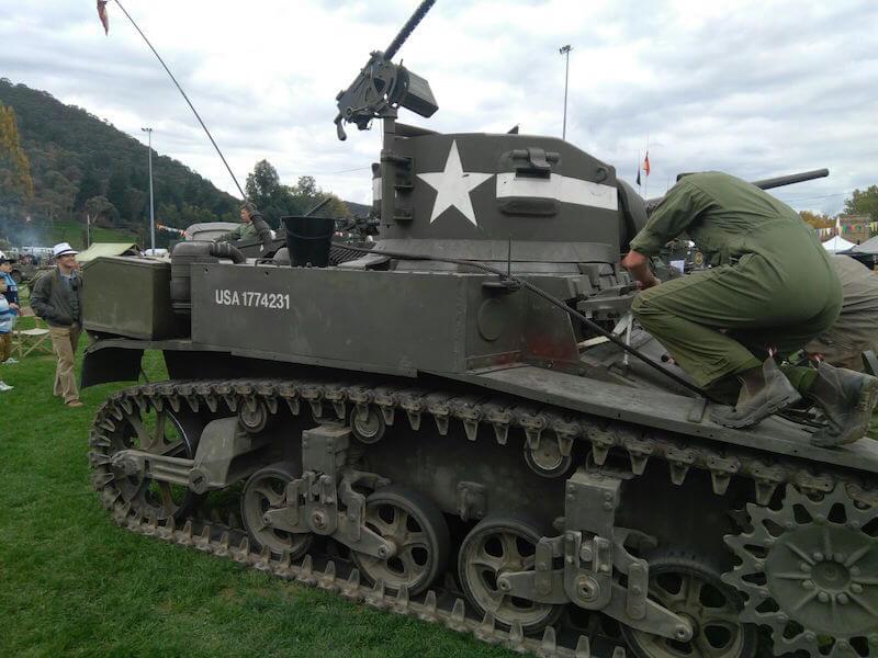 ironfest second world war