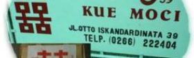 [resto] Kue Moci Nusa Sari (Sukabumi)