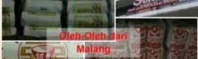 [travel] Oleh-Oleh dari Malang