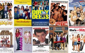 [list] 10 Funniest and Yet Inspiring Teen Movies
