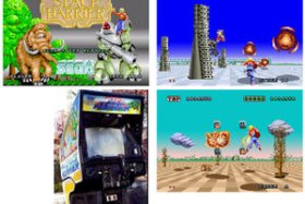 [game] Space Harrier