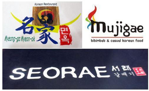 tiga resto Korea