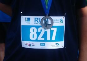 [run] Standard Chartered Half Marathon 2014 – my first 21k