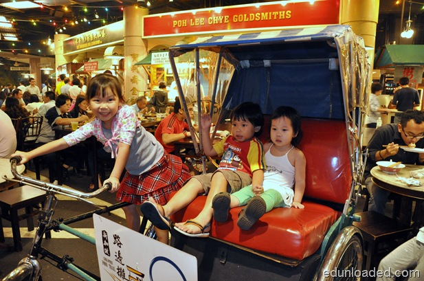 singapore trishaw