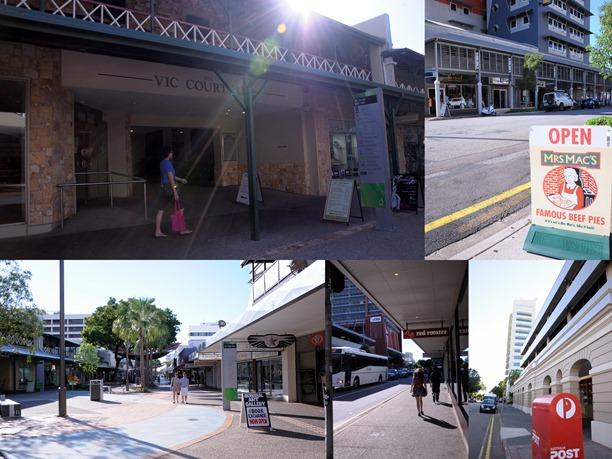 Darwin town