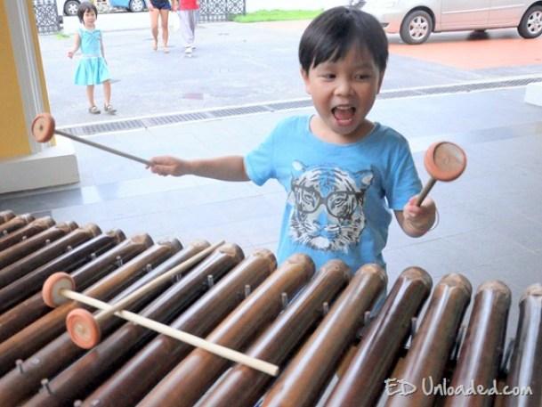 malay instruments thumb Park Royal Hotel Staycation