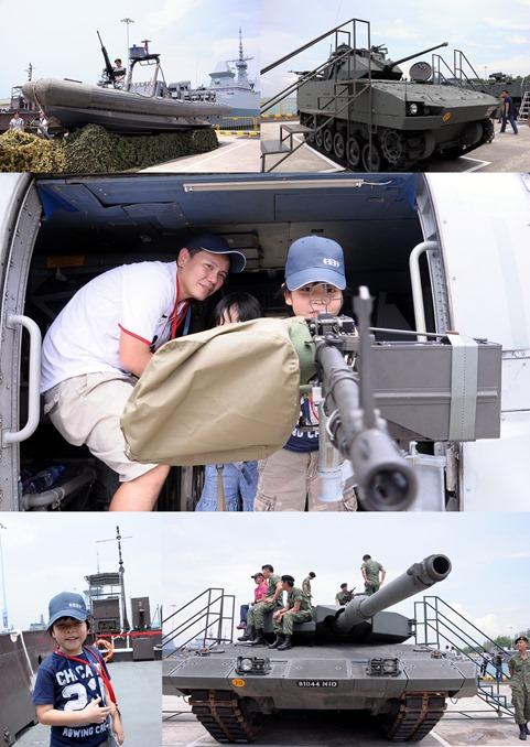 armour tanks