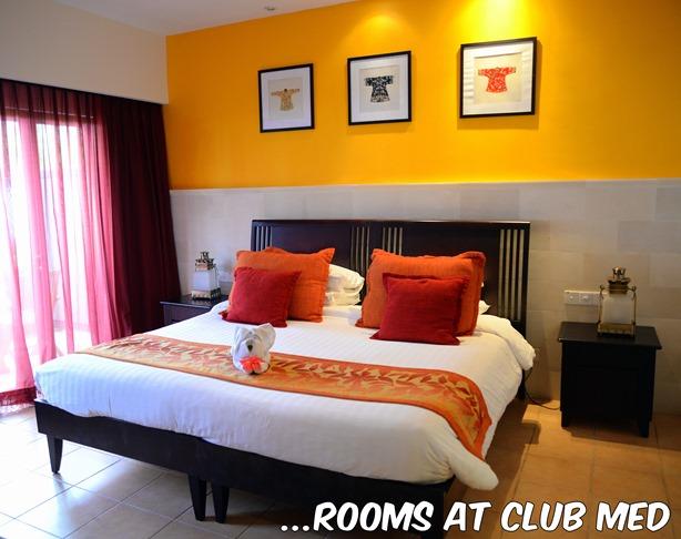 club med bintan rooms