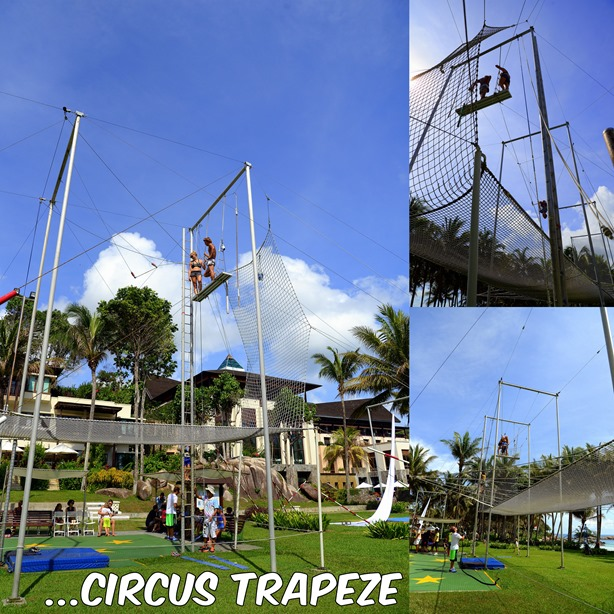 club med trapeze