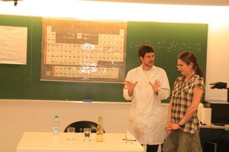 Màgia Química_Química a l'Abast UdG; 2011