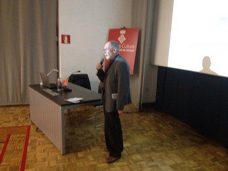 Internet – renovació actual de l'aprenentatge. Xerrada a l'Aula de la Gent Gran de Girona