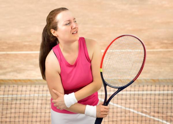 Fisioterapia e o universo de um tenista