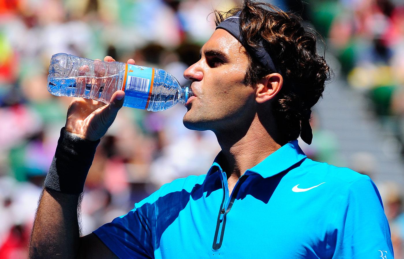Nutrição para o esporte e no tênis