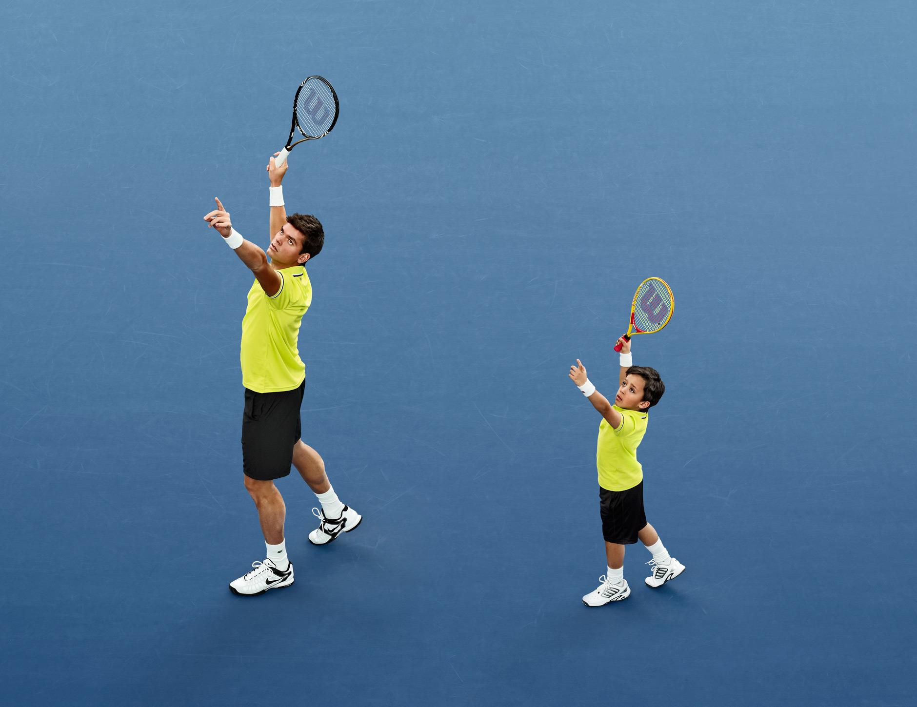 Dicas para a formação de futuros tenistas brasileiros
